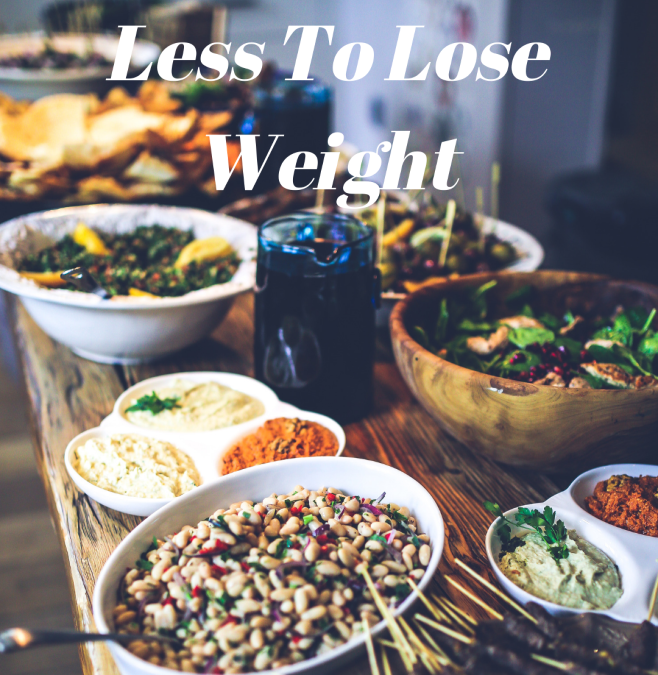 Eat More, Not Less, to Lose Weight